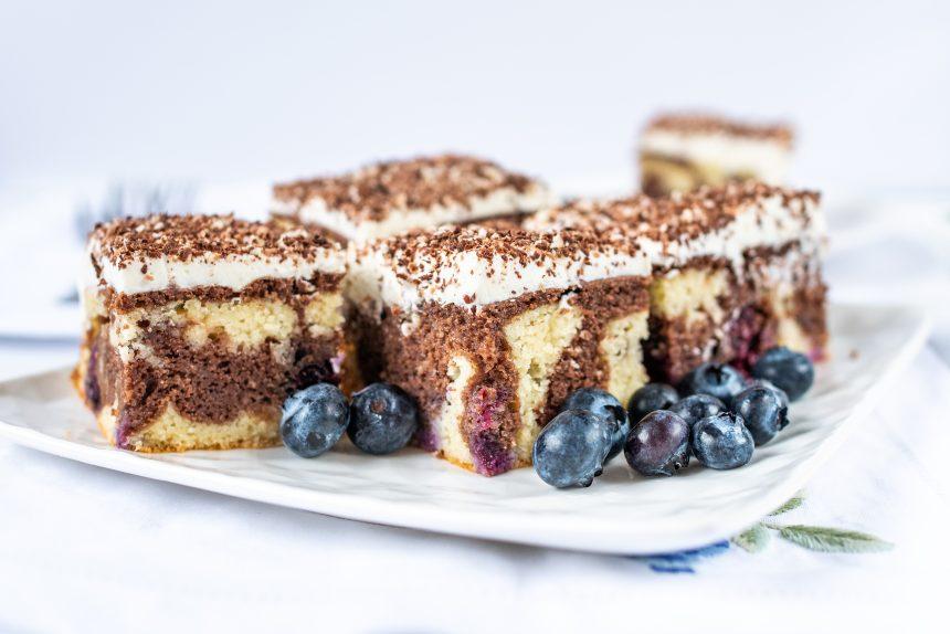 Bezglutenowe ciasto fale dunaju