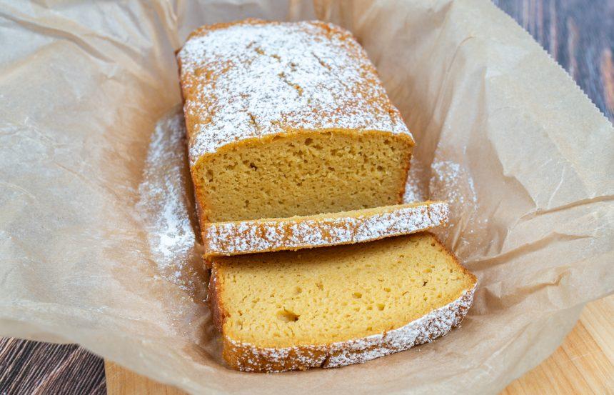 ciasto z mango bez laktozy i glutenu