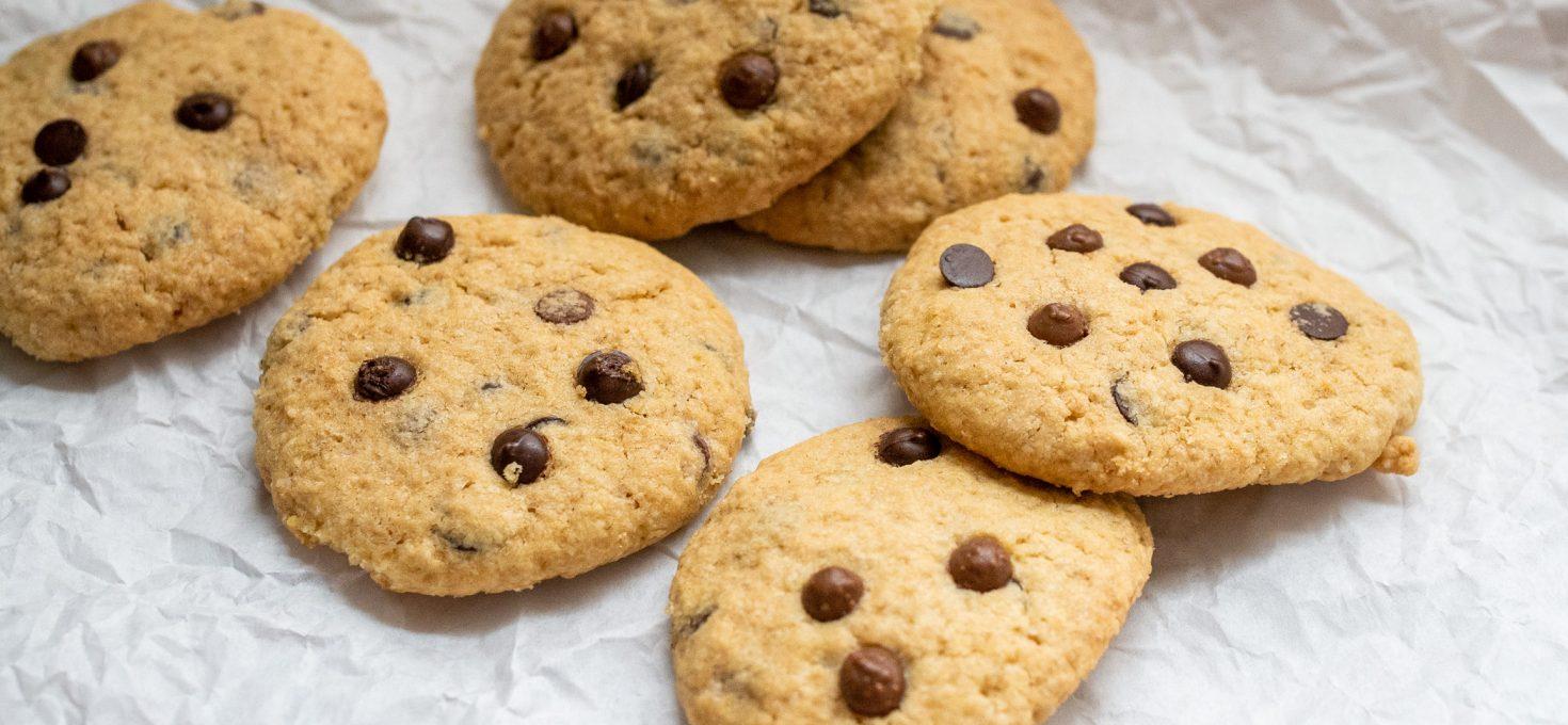 Ciasteczka pieguski (bez glutenu)