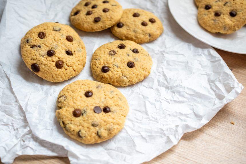 Ciasteczka pieguski bez glutenu